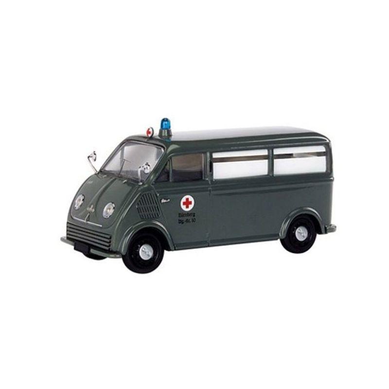 02486 schuco 1 43 dkw schnellaster bus brk bundeswehr n rnberg b toysandmore riedl. Black Bedroom Furniture Sets. Home Design Ideas