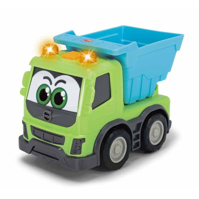 203811006 simba dickie toys happy volvo fmx lkw auto kipper mixer tru toysandmore riedl. Black Bedroom Furniture Sets. Home Design Ideas