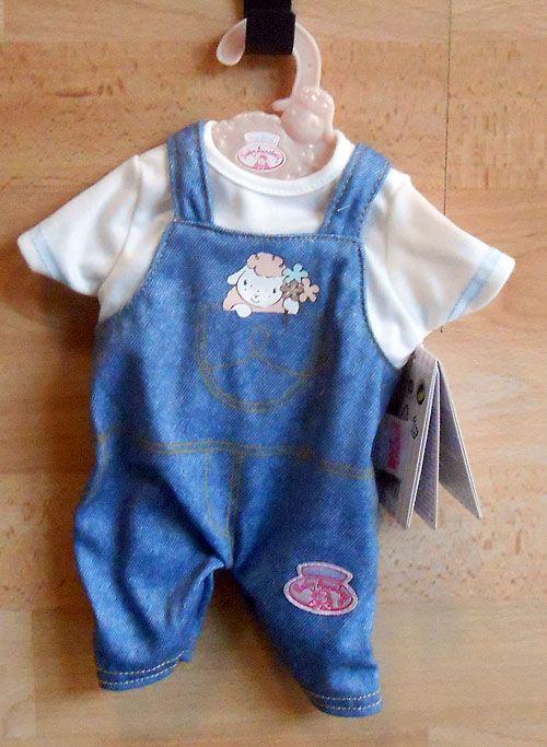 792803 zapf creation my first baby annabell baby träger hose mit