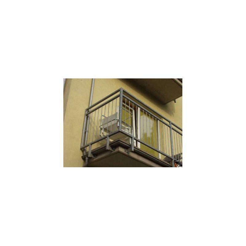 gel nder br stungsgel nder verzinkt f balkon terasse toysandmore riedl. Black Bedroom Furniture Sets. Home Design Ideas