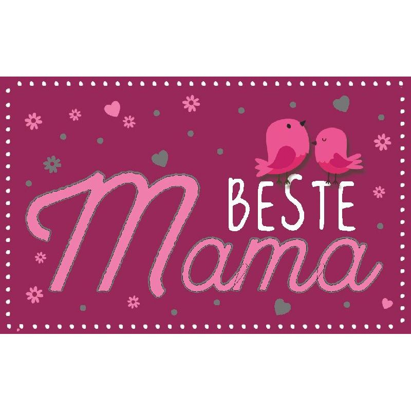 Geburtstagteelicht Geburtstag Geburtstagkarte Kerze Beste Mama 2 95