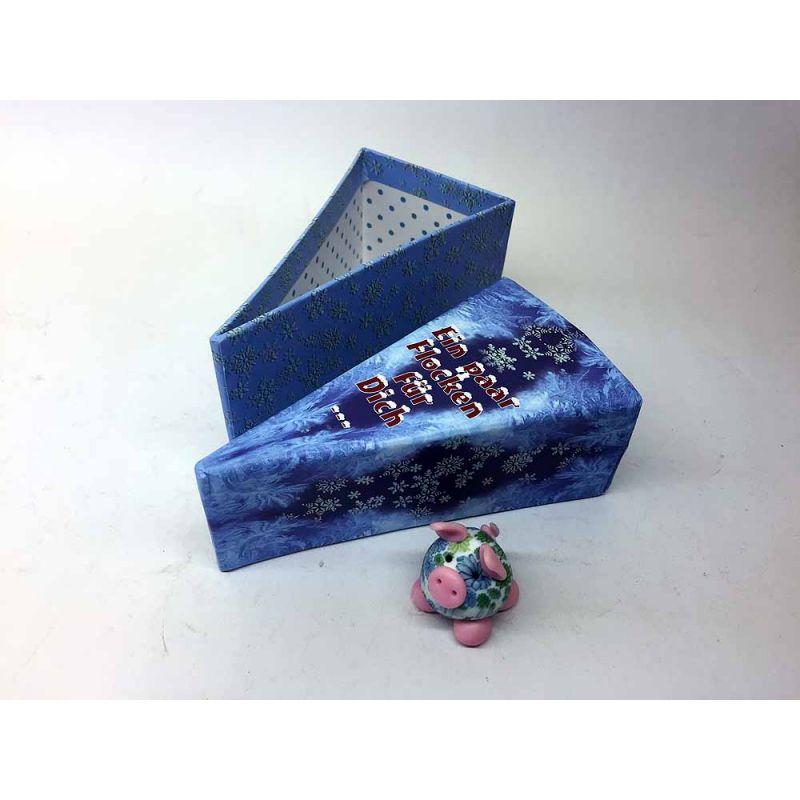 weihnachten weihnachtsmaus geschenkschachtel m use f r. Black Bedroom Furniture Sets. Home Design Ideas