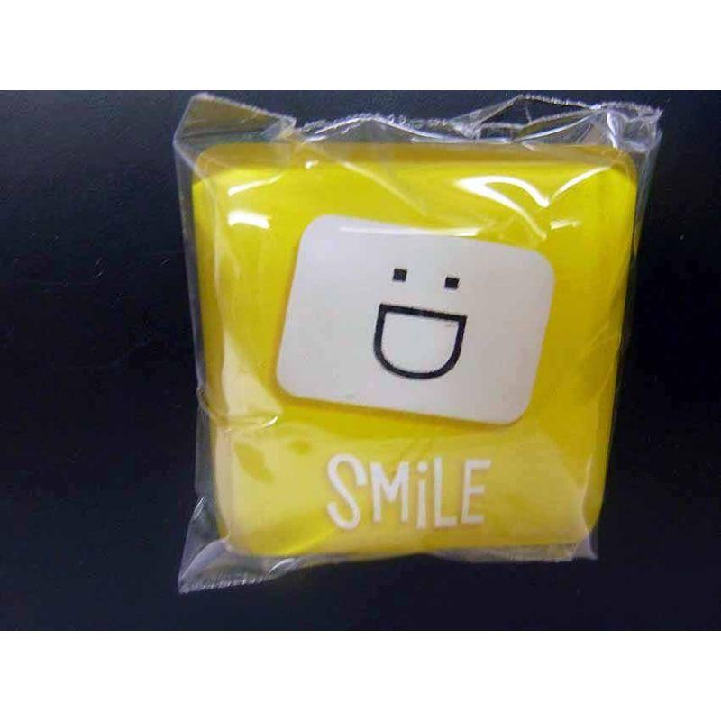 x press yourself magnete gelb smile cool magnets face. Black Bedroom Furniture Sets. Home Design Ideas