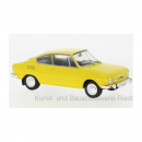 WB278 WhiteBox 1:43 Skoda 110 R gelb 1970