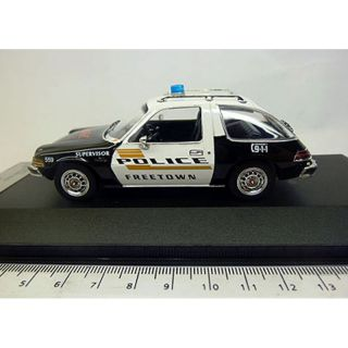 PRD126 PremiumX 1:43 AMC PACER X Freetown DARE Police 1975